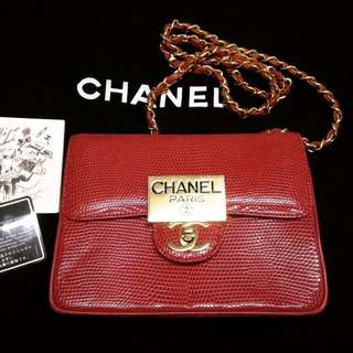chanel vintage collections