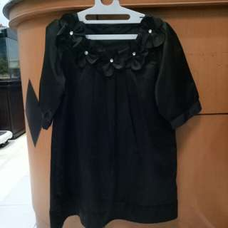 Blouse Satin BIG Size
