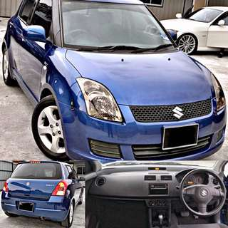 SAMBUNG BAYAR / CONTINUE LOAN  SUZUKI SWIFT 1.5 AUTO