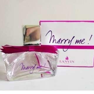 Parfum original Lanvin Marry me edp 75ml