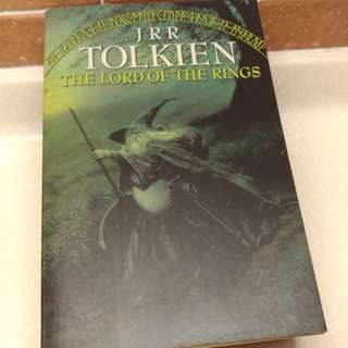 The Lord Of The Ring JRR Tolkien