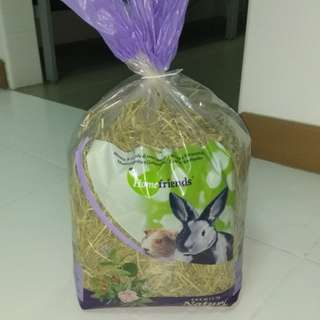 Brand New Premium Hay bought at Pet Lovers centre