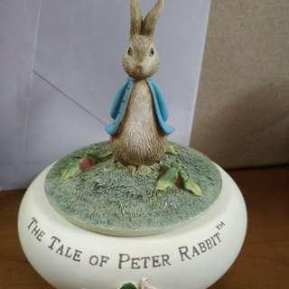Peter Rabbit 🐰  首飾盒  (有2個)