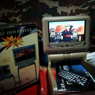 Armrest car dvd player offer