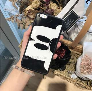 Mickey and Minnie iPhone 7 Plus cover couple set