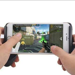 Gamepad mobile joystick handle for any smartphone