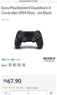 Ps4 controller wireless - NEW