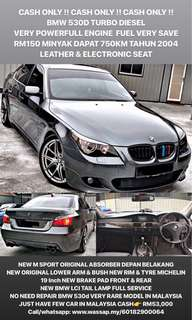 CASH ONLY !! CASH ONLY !! CASH ONLY !! BMW 530D TURBO DIESEL