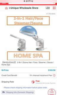 BNIB Hair/Face Steamer