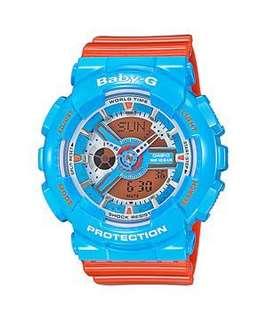 Casio Baby G Watch BA-110