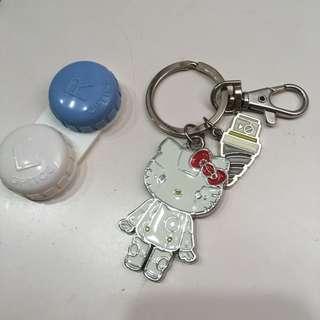 Hello Kitty 鑰匙圈
