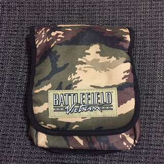 BATTLEFIELD迷彩2way包(側背/腰包)