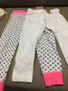 Girl Leggings*2
