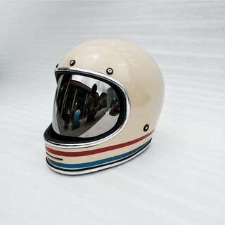 Custom Build Vintage Helmet