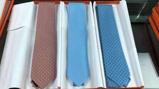 Hermes Tie, Full set