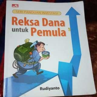 Buku reksa dana untuk pemula