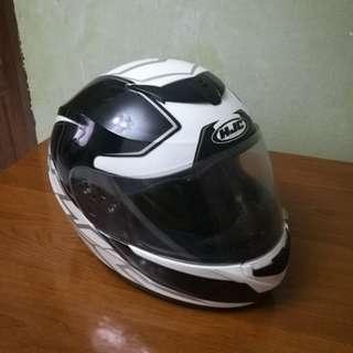 Helmet HJC & Jacket Taichi