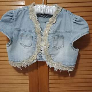 Rompi ripped jeans