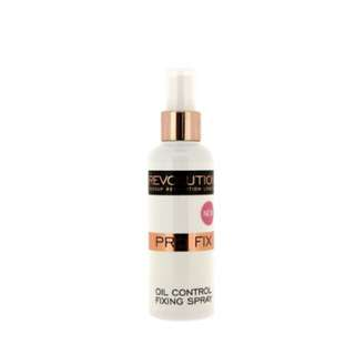 Pro Fix Oil Control Makeup Fixing Spray