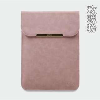 玫瑰粉 MacBook 13' 保護套