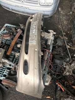 Mercedes w211 Front bumper