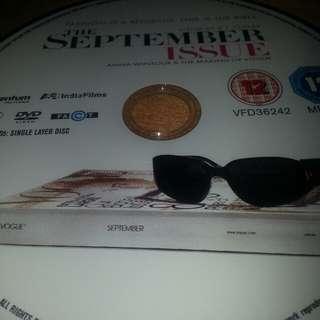 DVD: THE SEPTEMBER ISSUE