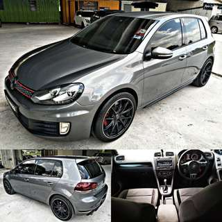 SAMBUNG BAYAR / CONTINUE LOAN  VW GOLF MK6 1.4 TURBO
