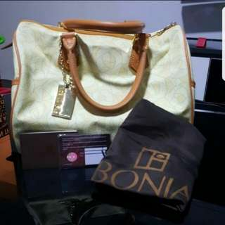 Bonia Tote Bag (Like New!!)