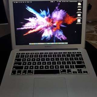 Barely used Macbook Air