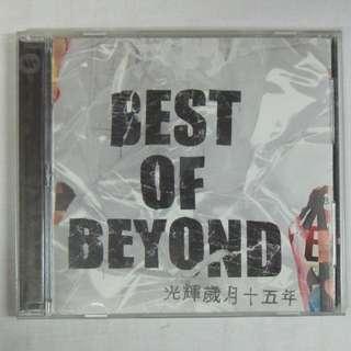 Hong Kong Beyond 1999 Warner Music Chinese CD wea 3984-27351-2