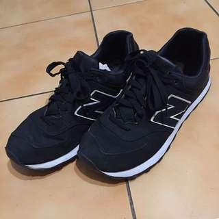 New Balance 574 黑