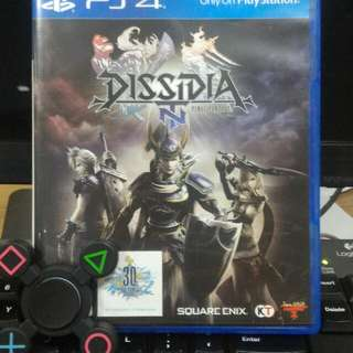 [PS 4] Dissidia NT Final Fantasy
