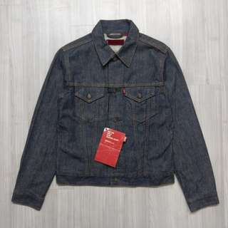 Levi's levis 78000-0339  L號全新女版原色牛仔外套