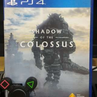 [PS 4] Shadow of the Colossus
