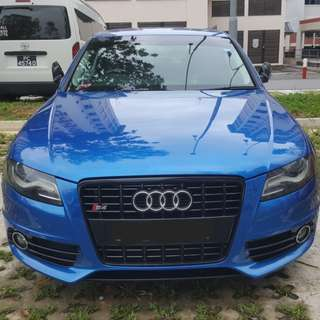Audi S4 B8 grille