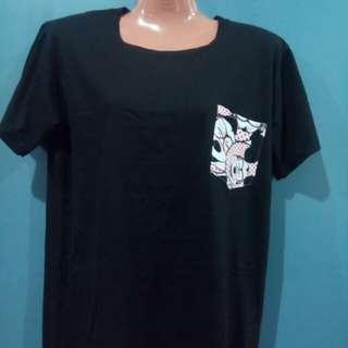 Black mickey shirt