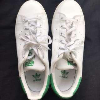 ORIGINAL! Adidas Stan Smith White/Green