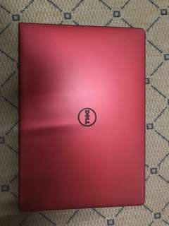 "Dell Inspiron 14 5455 14"" Gaming laptop UPGRADED RAM"