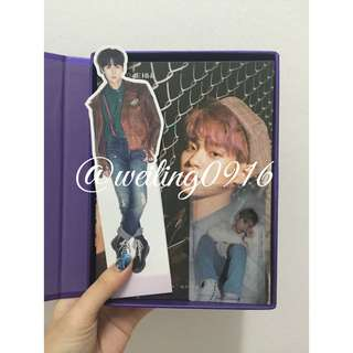 [WTT] Wanna One <Nothing Without You> Album Calendar Card&Mirror Card&Standee