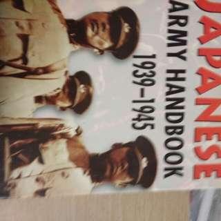 Japanese Army handbook 1939_1945