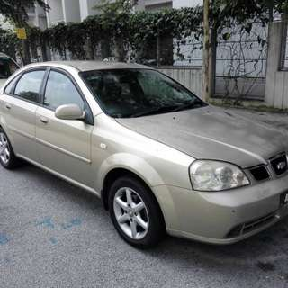 2005 Chevrolet Optra 1.6 ( A ) ( 013-4335237 )