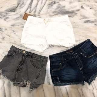 牛仔褲 M