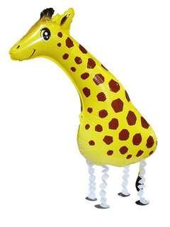 Giraffe Walking Animal Balloon