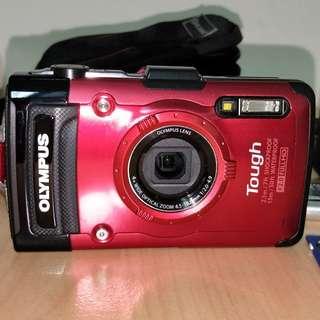 OLYMPUS  TG-2數位相機