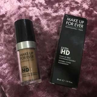 Make Up For Ever Ultra HD Foundation Shade 128 = Y415
