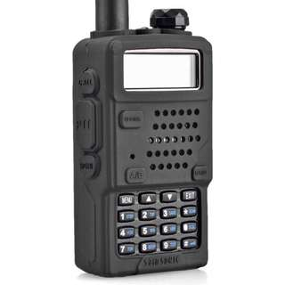 New stock! NEW! Black Rubber Protection Soft Case for Baofeng UV-5R UV5R UV-5RA UV-5RB UV-5RC UV-5RD UV-5RE+ UV-5RA+