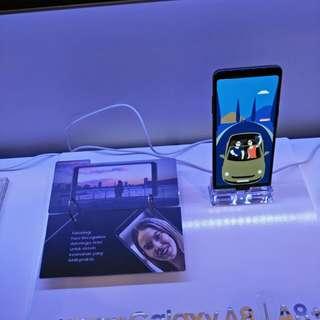 Nyicil Tanpa Kartu Kredit Samsung A8 Plus Dapet Pulsa