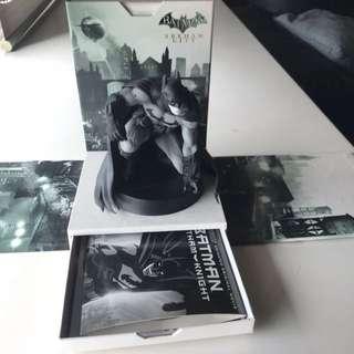 Batman Arkham City collectors edition