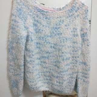 超美超軟混色毛衣