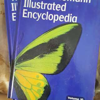 Illustrated Encyclopedia Set